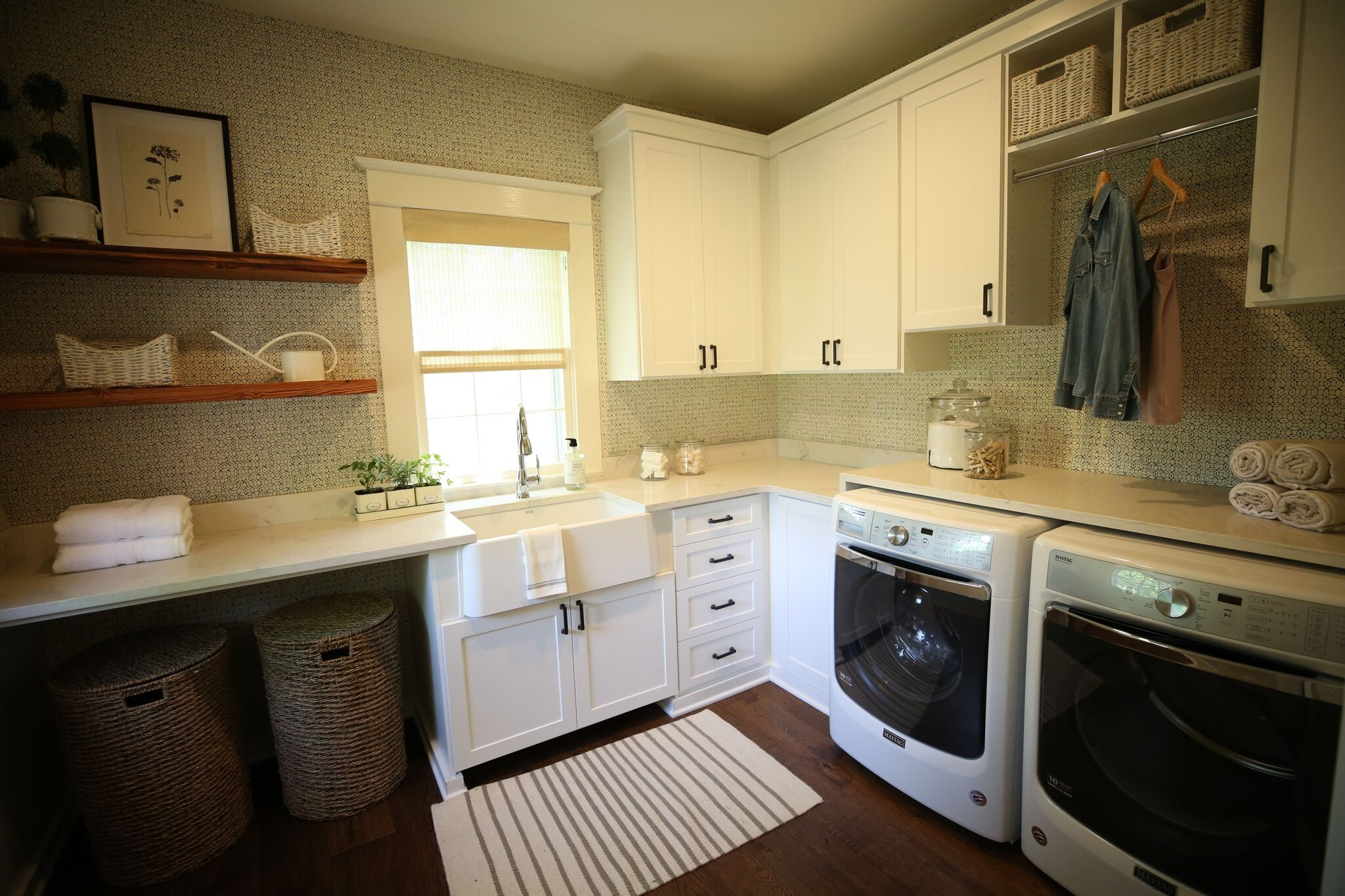 Laundry Rooms And Mud Rooms