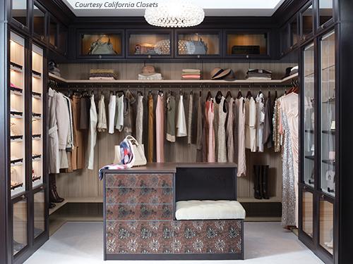 Custom Closet Trends