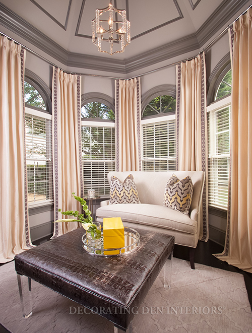 Window treatment trends nashville house and home and garden - Latest window treatment trends ...