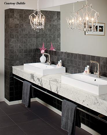 Bathroom Design Trends Nashville House And Home And Garden - Daltile louisville
