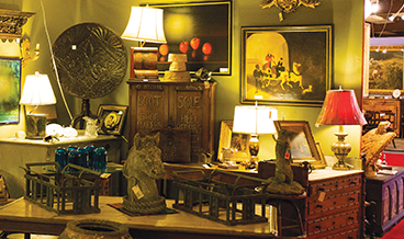 Thomasville Antique Show 2017 Nashville House And Home And Garden