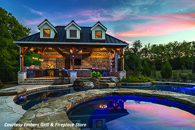 Outdoor Living Nashville House And Home And Garden