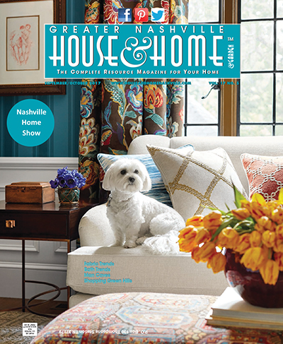 September October 2017 Nashville House And Home And Garden