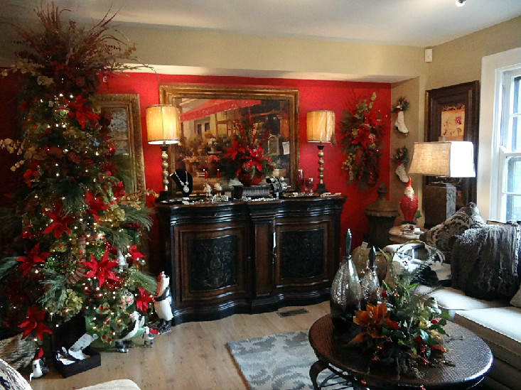 christmas open house ideas