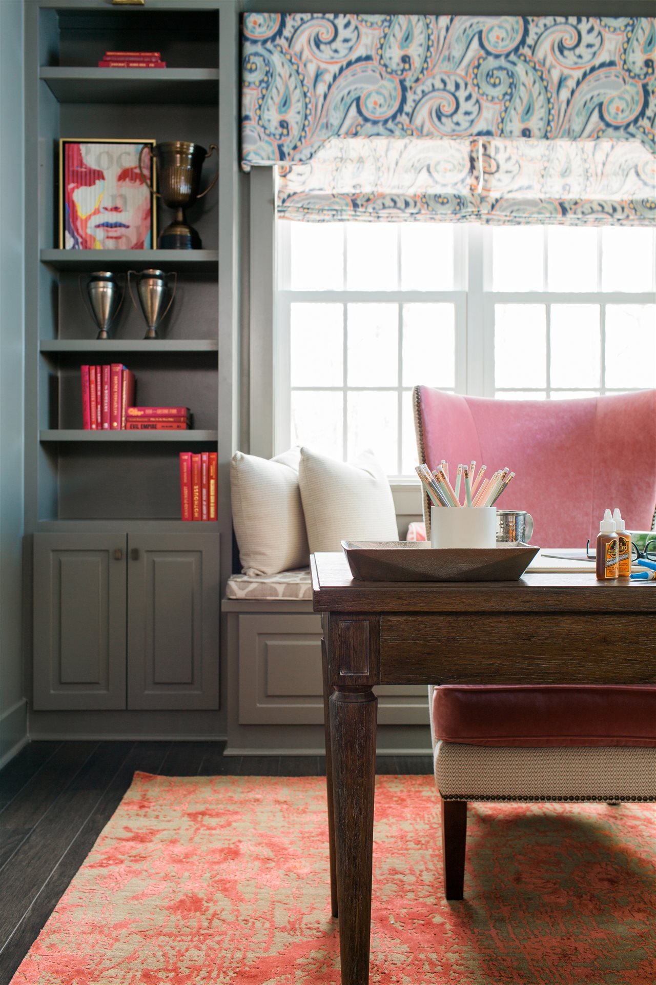The Sound Of Silence How To Design A Quiet Home Office Nashville House And Home And Garden