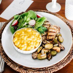 Tres consejos simples para elaborar cenas deliciosas y balanceadas de lunes a viernes