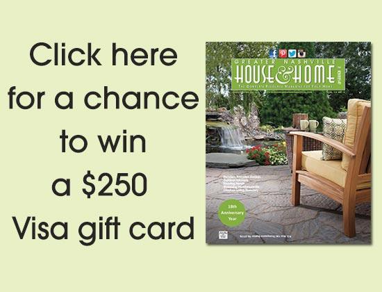 HHG win $250 gift card subscription for e-zine