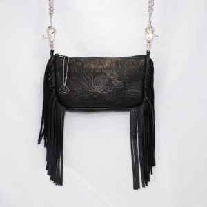 Hip Bag Company makes one of a kind bags from repurposed leather.