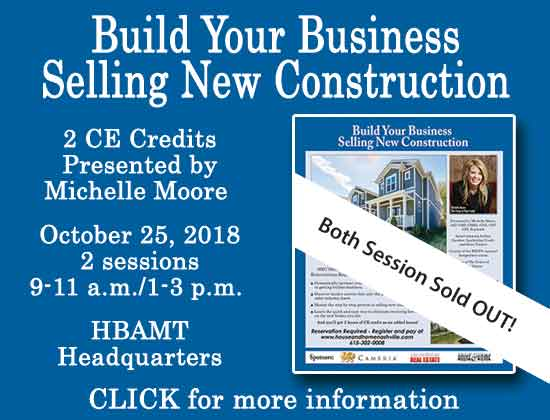 Construction Seminar Sold Out