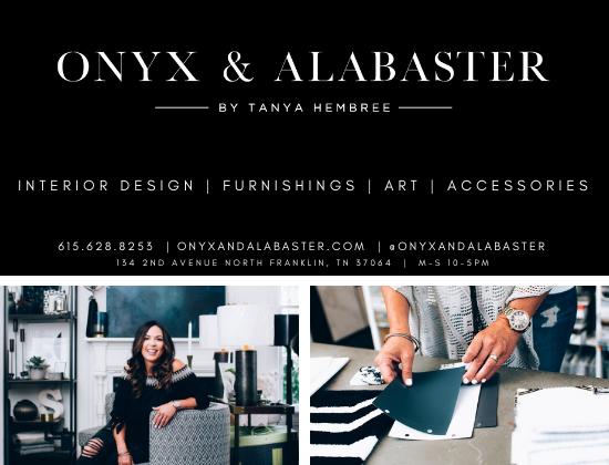 Onyx & Alabaster 1018