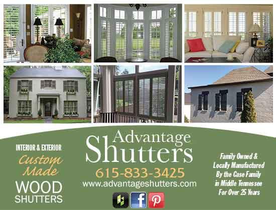 Advantage Shutters banner 1118