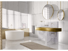 Top 12 Color Trends For The Bathroom Nashville House And Home And