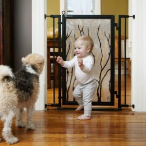 FUSE STYLE AND SAFETY WITH FUSION PET AND BABY GATES