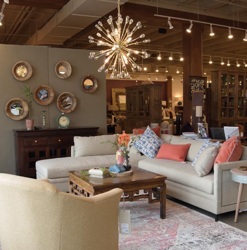 Berry Hill Meridian Nashville House, Meridian Furniture Nashville