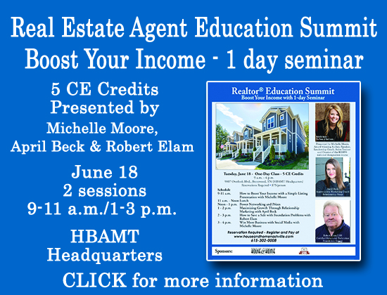 Real Estate Agent Education Summit