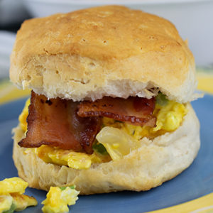 Bigger, Better Breakfast Bites