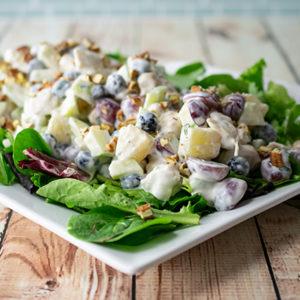 A Spring Salad Celebration