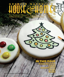 House & Home Cover December 2020