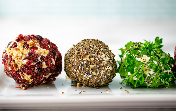 Savory Cheese Balls