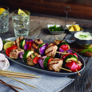 Get Grilling with Fresh Ingredients