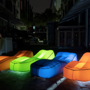 The Giga Lounger-new outdoor equipment of Giga series