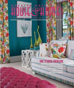House & Home & Garden August 2021