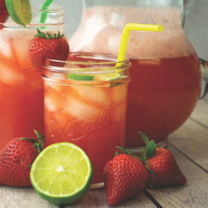 Sipping on Summertime Sweets